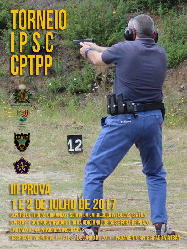 Torneio CPTPP IPSC 3ª Prova