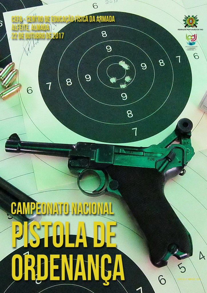 Campeonato Nacional Pistola Ordenança 2017