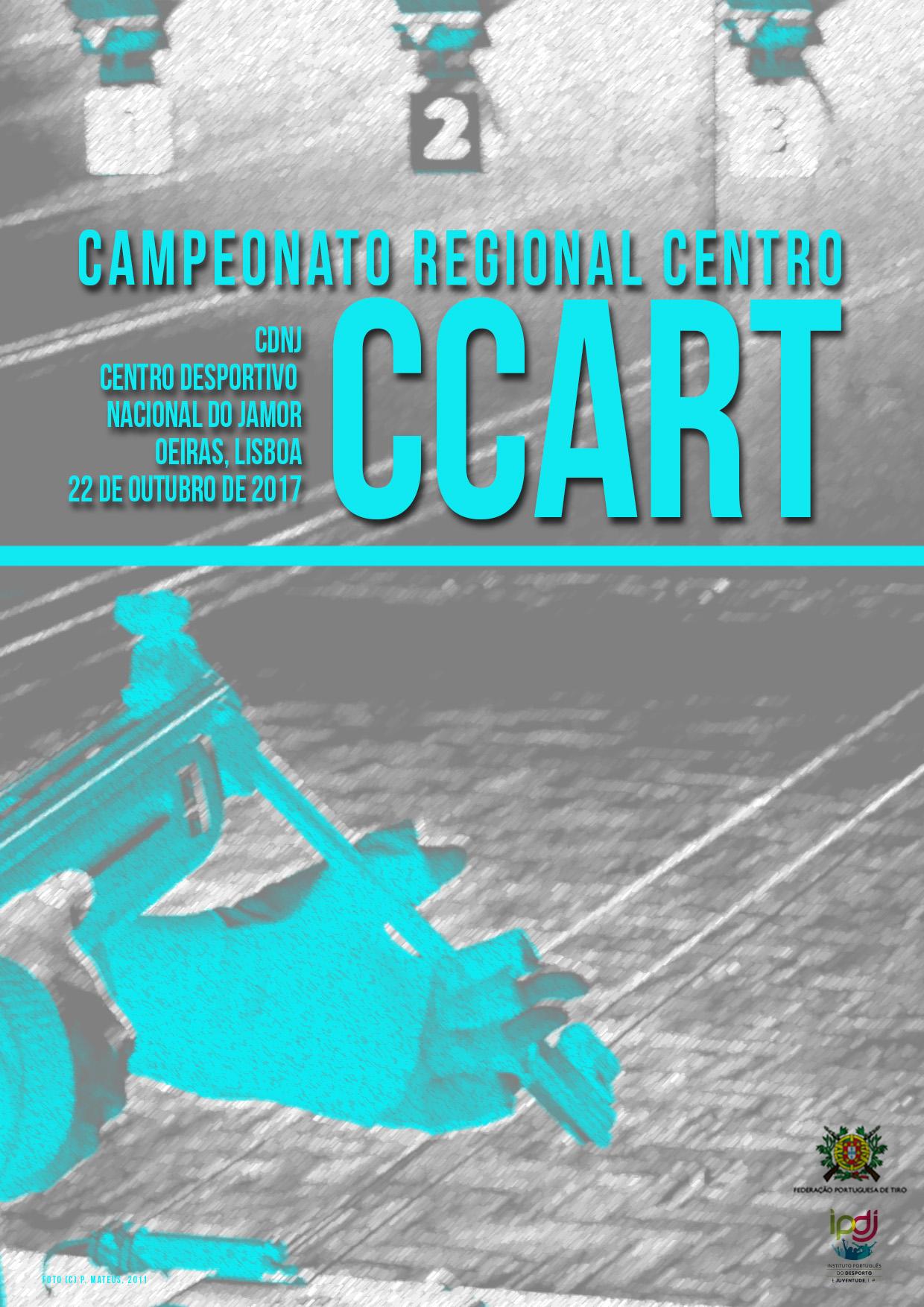Campeonato Regional Centro CCArt 2017