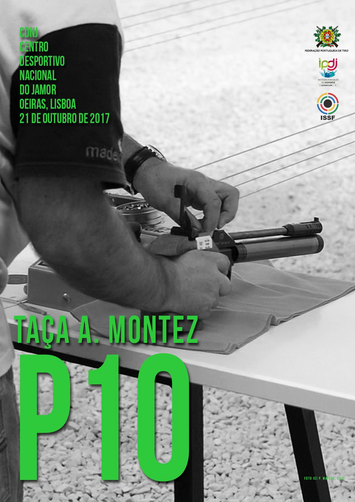 Taça A. Montez P10 2017
