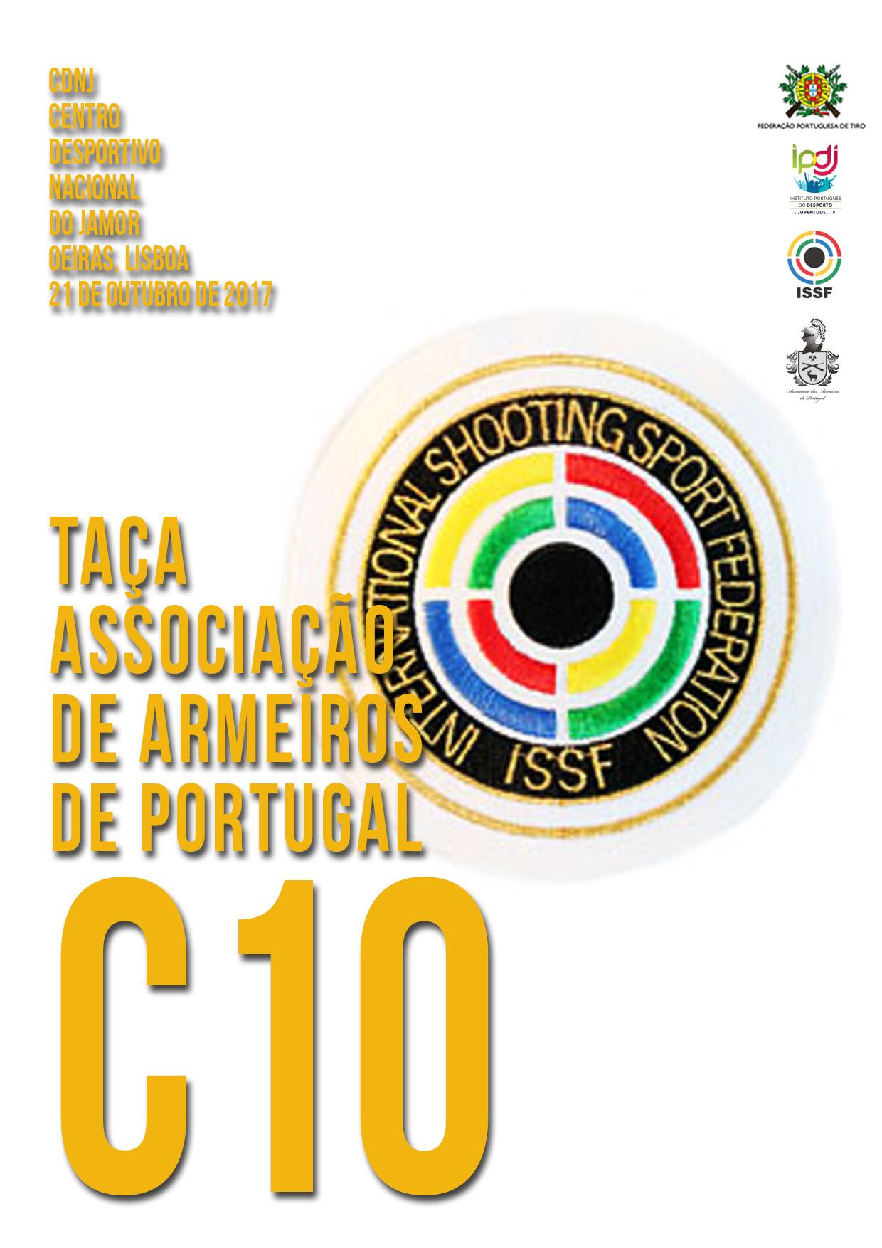 Taça Associação de Armeiros C10 2017