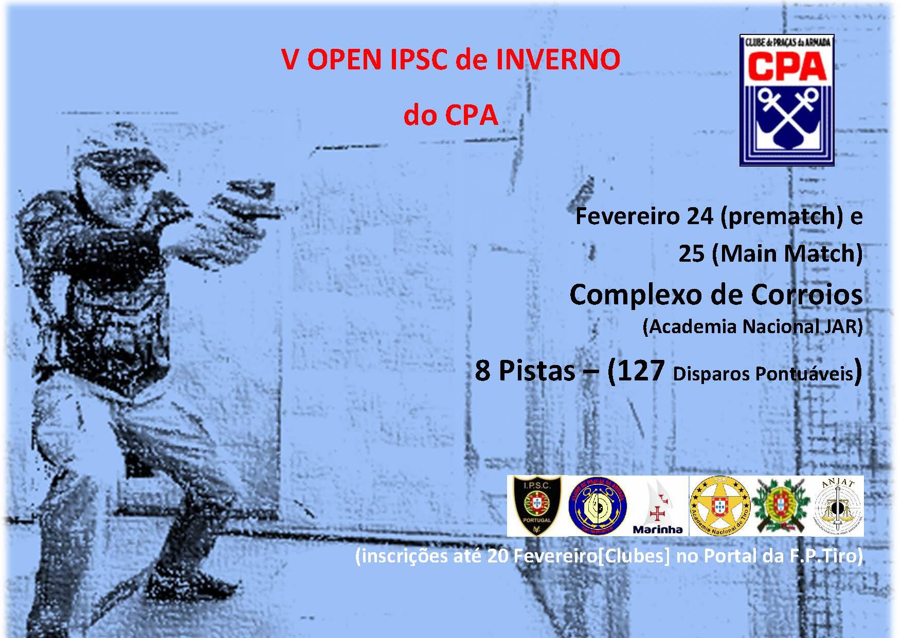 V Open IPSC de Inverno