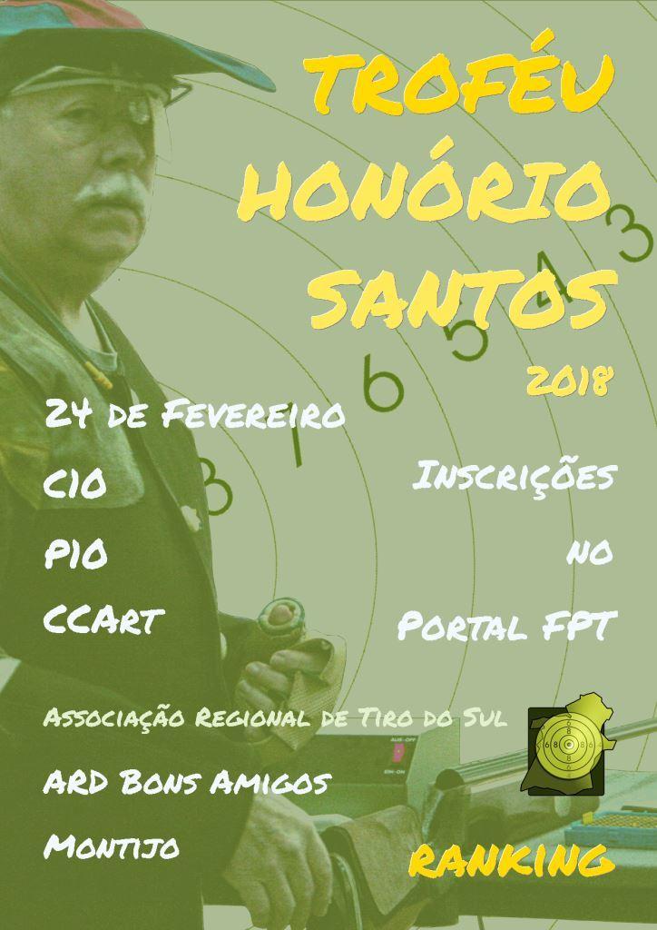 Troféu Honório Santos 2018