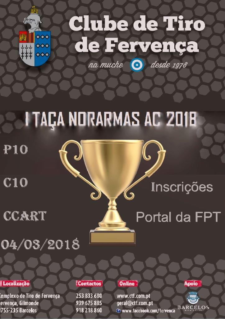 I Taça Norarmas AC 2018