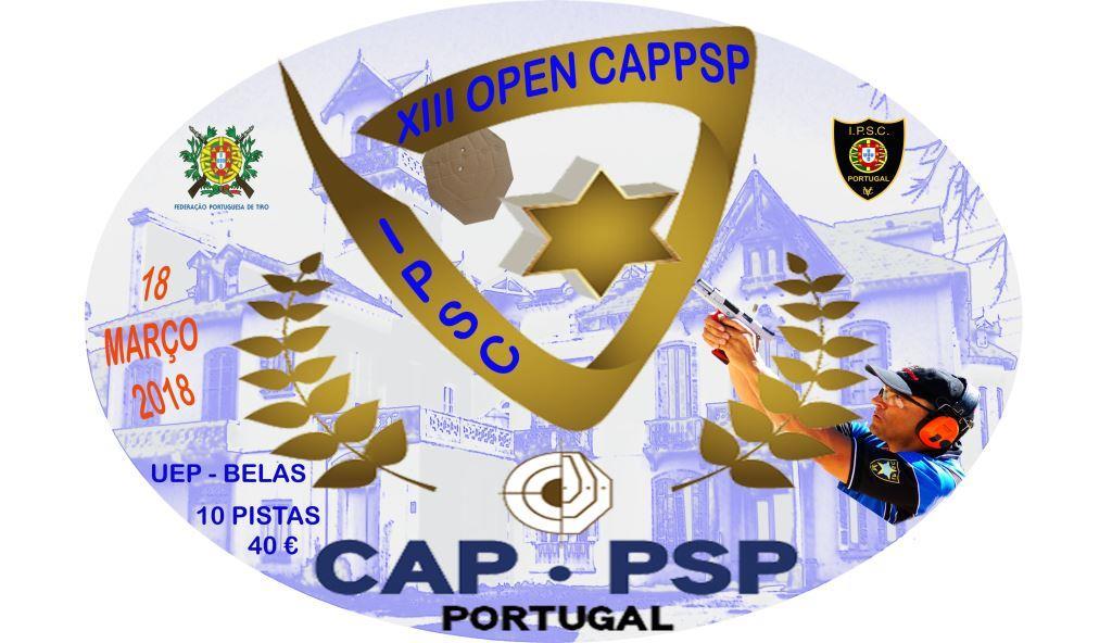 XIII Open CAPPSP IPSC 2018