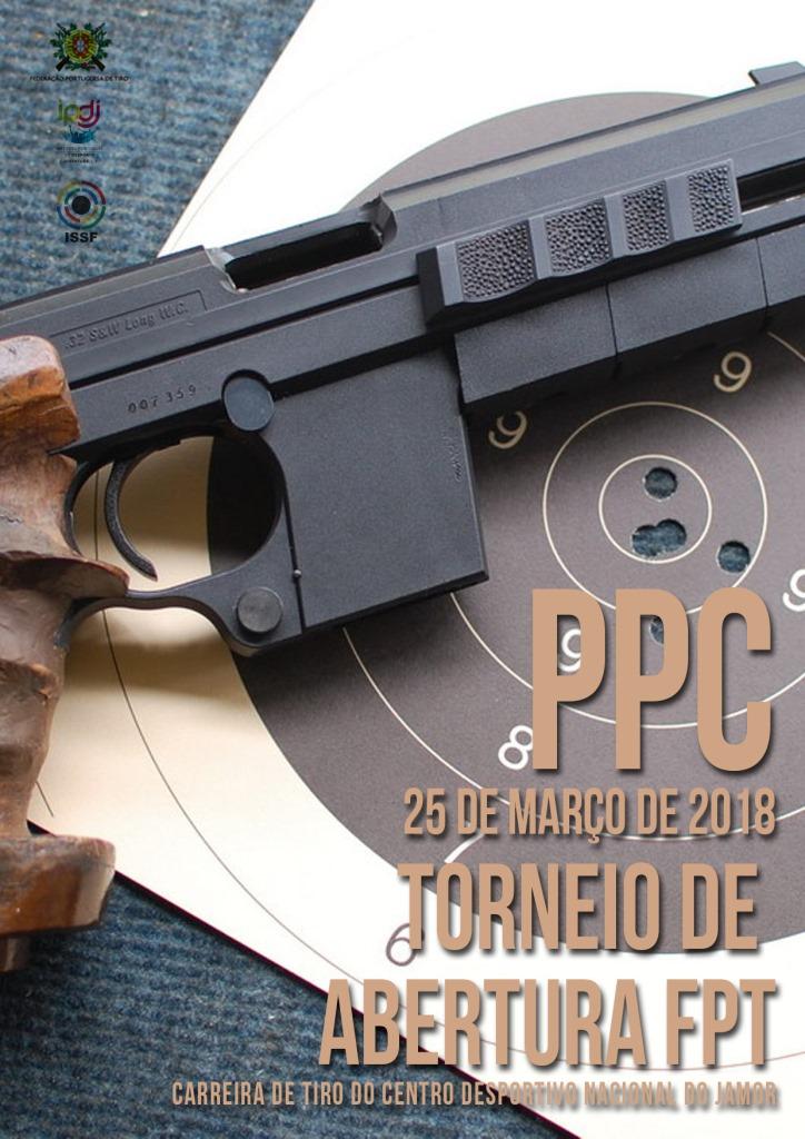 Torneio de Abertura FPT PPC 2018