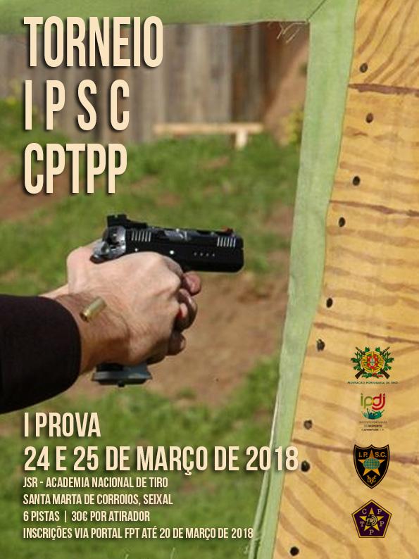 Torneio IPSC CPTPP 2018