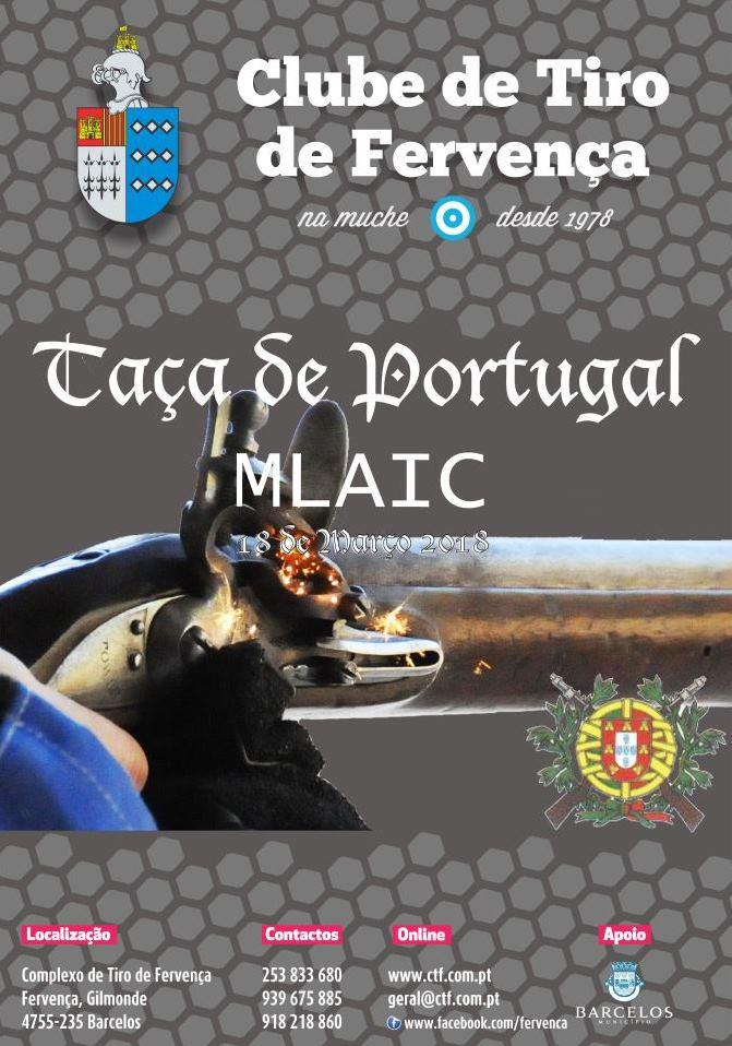 Taça de Portugal MLAIC 2018