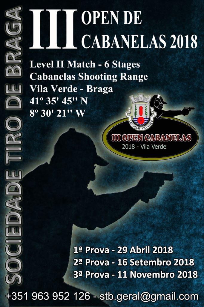 III Open de Cabanelas 2018