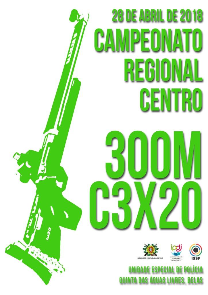 Campeonato Regional Centro C3x20 300 2018