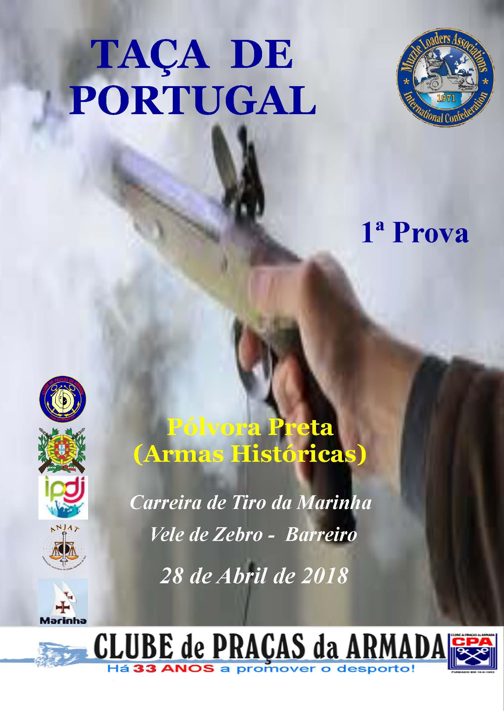 Taça de Portugal MLAIC 2ª Prova 2018