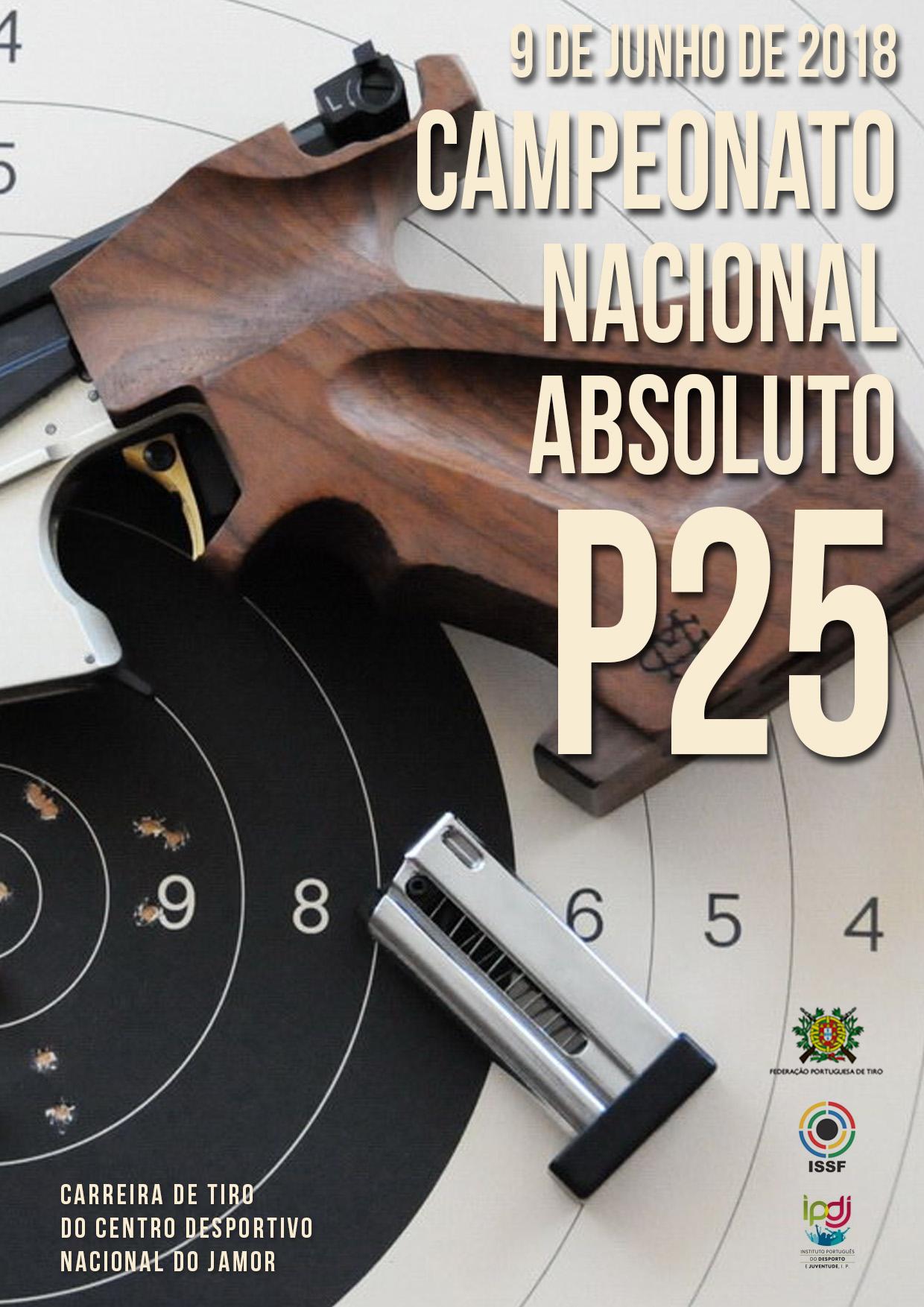 Campeonato Nacional P25 2018