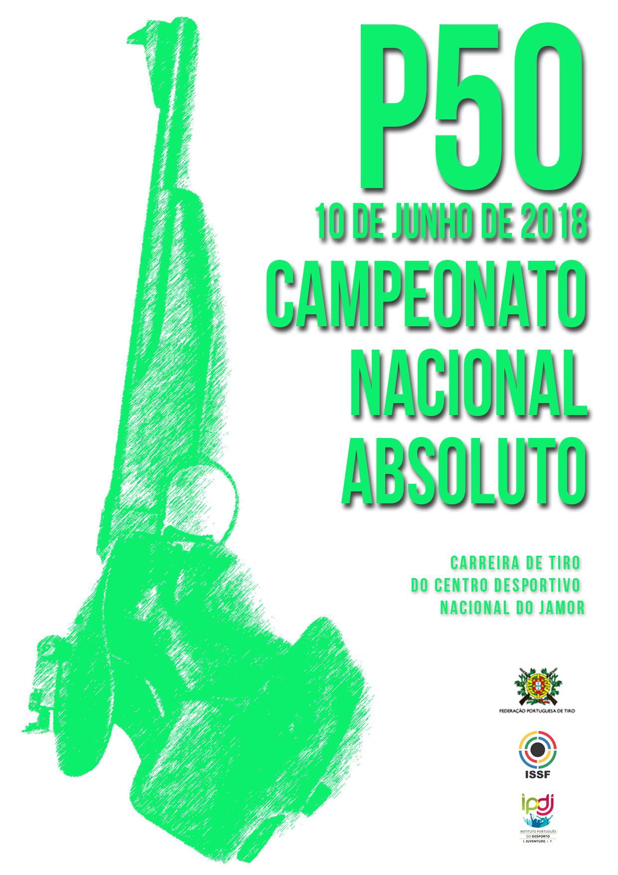 Campeonato Nacional P50 2018