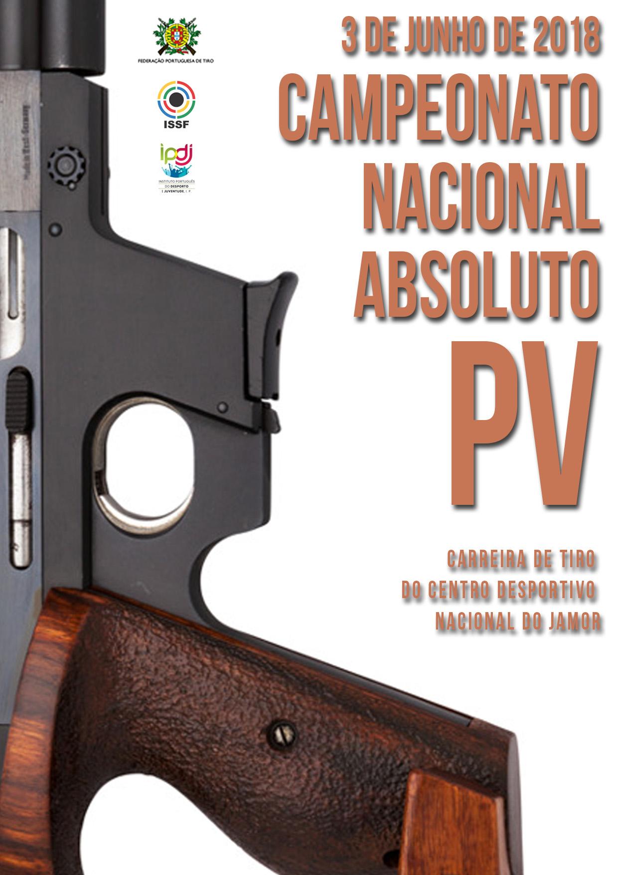 Campeonato Nacional PV 2018