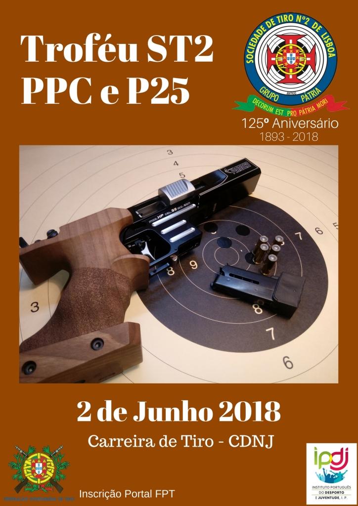 Troféu ST2 PPC – P25 2018