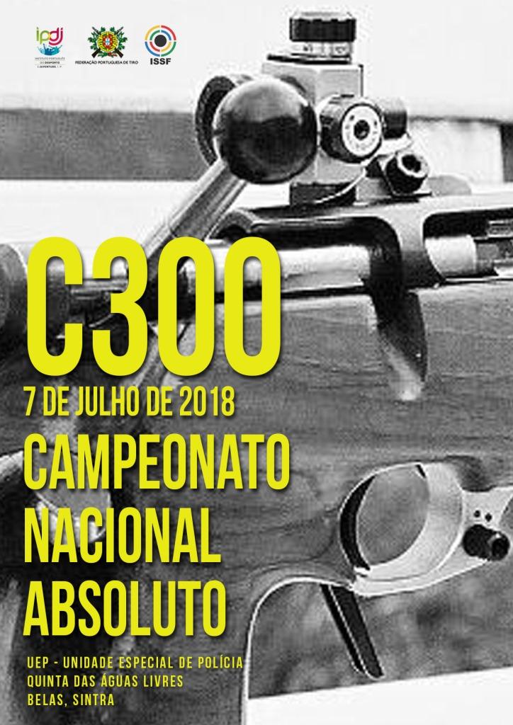 Campeonato Nacional C300 2018