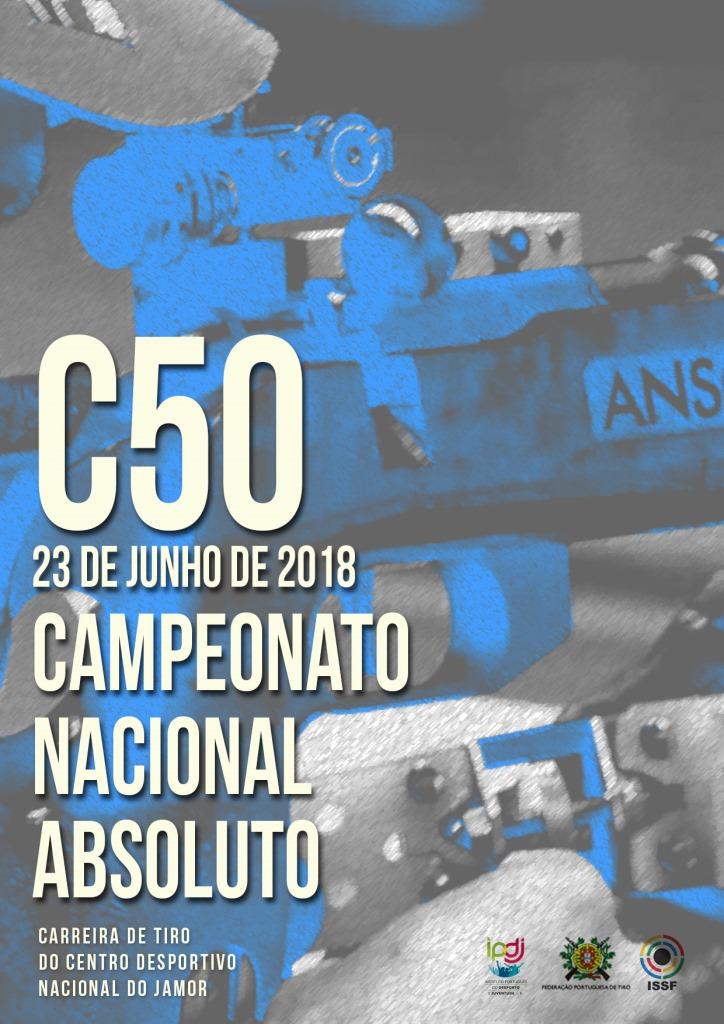 Campeonato Nacional C50 2018