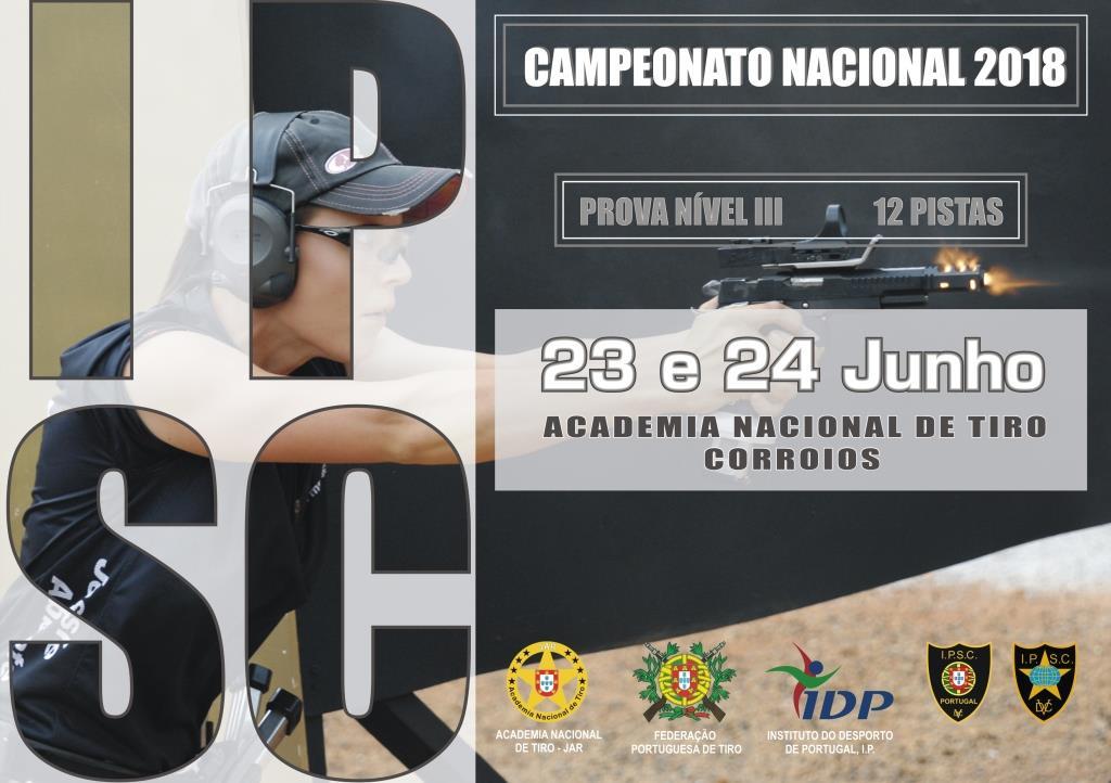 Campeonato Nacional IPSC 2018