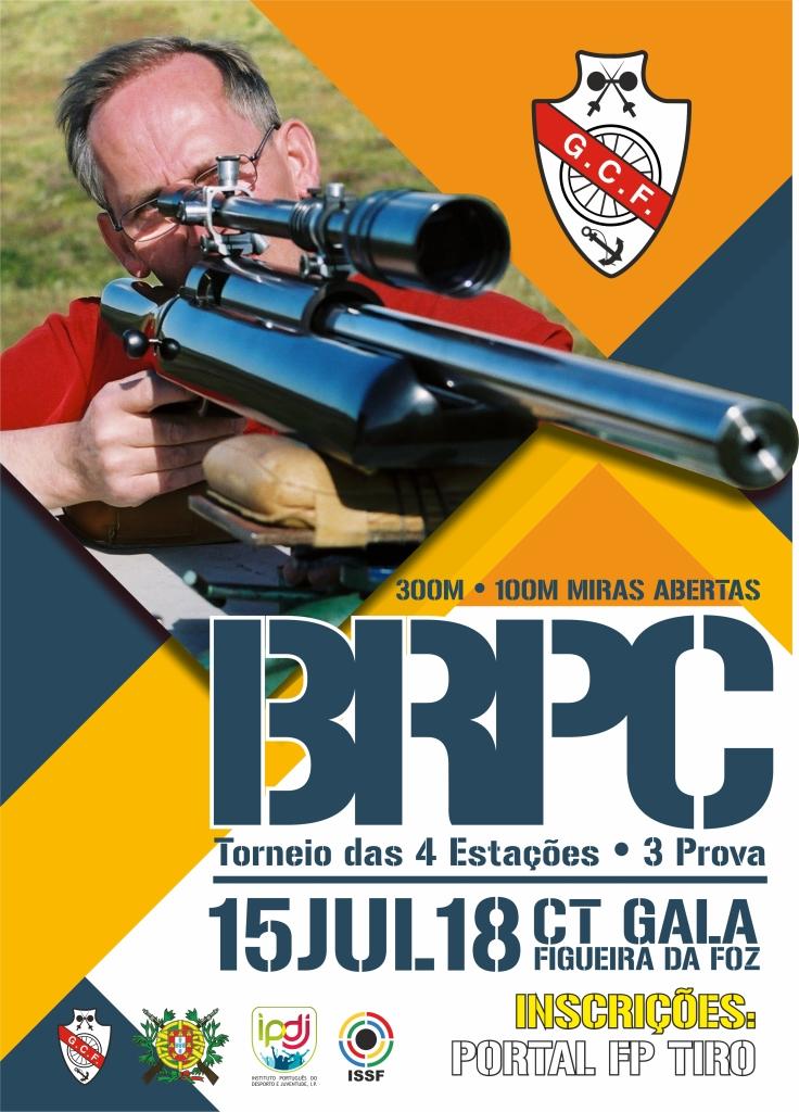 Torneio 4 Estações BRPC 3ª Prova 2018