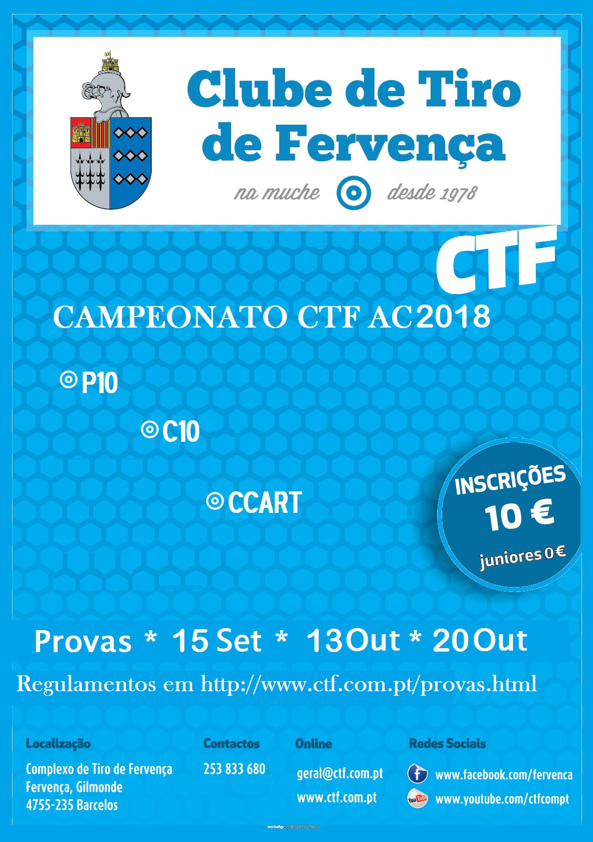 Campeonato CTF AC 2018 – 1ª Prova