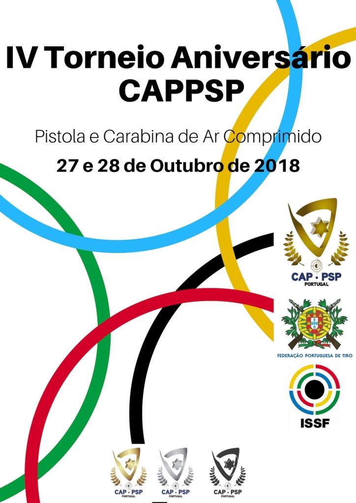 IV Torneio Aniversário CAPPSP