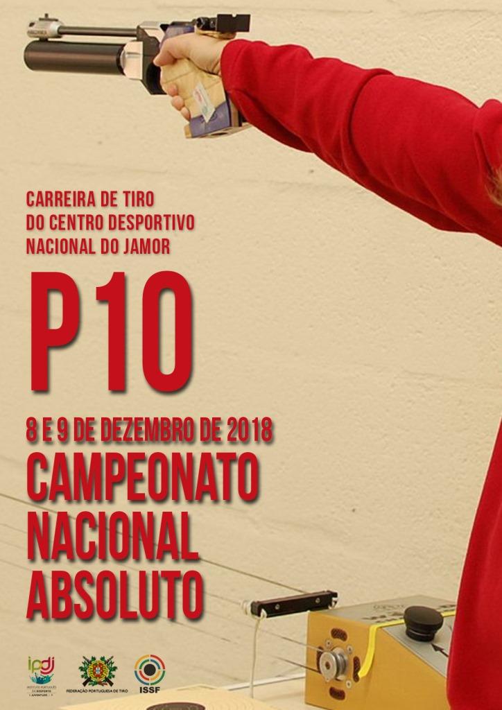 Campeonato Nacional P10 2018