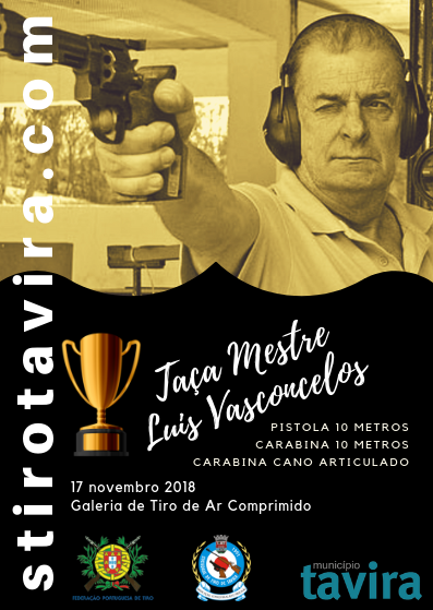 Taça Mestre Luís Vasconcelos 2018