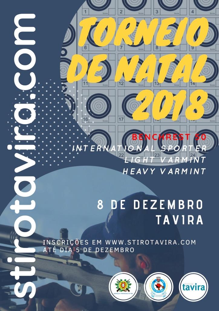 Torneio de Natal BR50 STT 2018