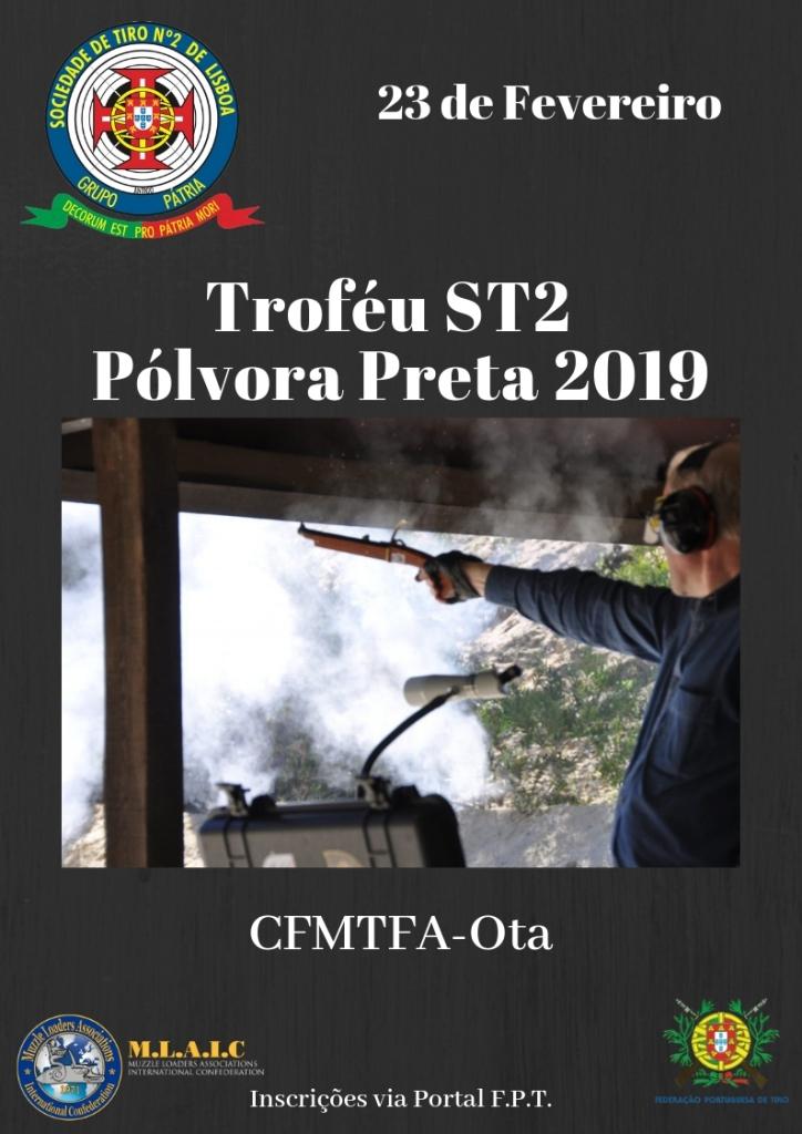 Troféu ST2 Pólvora Preta 2019