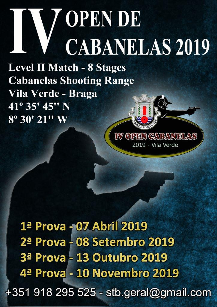 Open de Cabanelas IPSC 2019