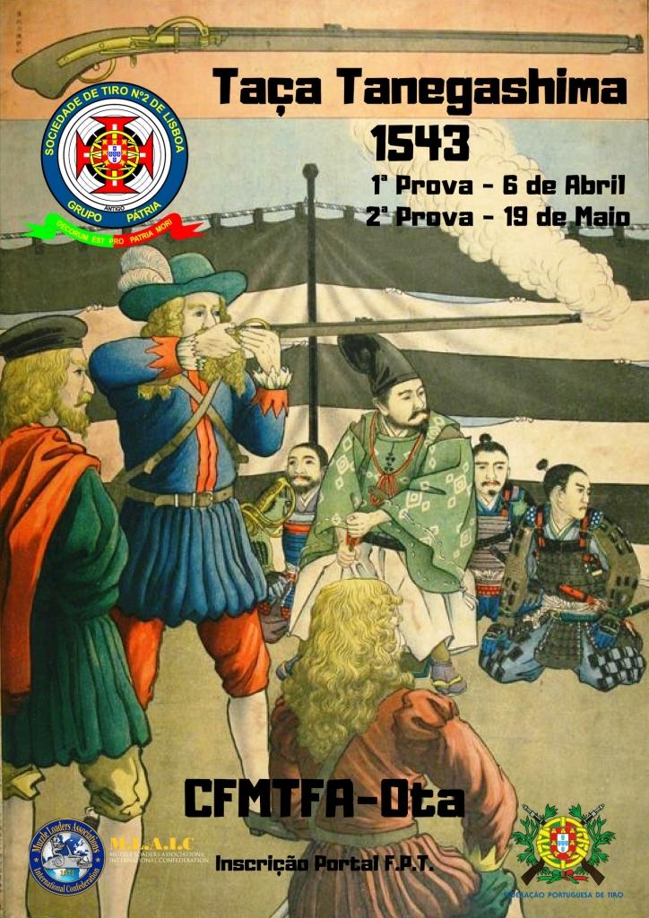 Taça Tanegashima 1543 2019