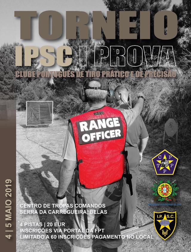 Torneio IPSC CPTPP 1ª Prova 2019