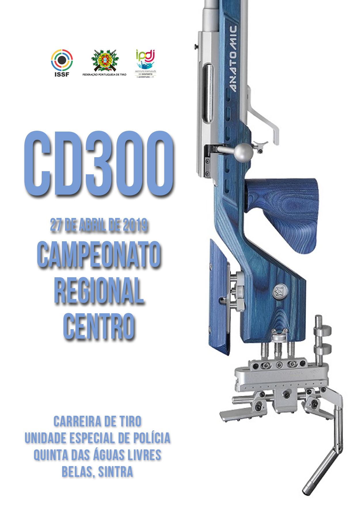Campeonato Regional Centro CD 300 2019