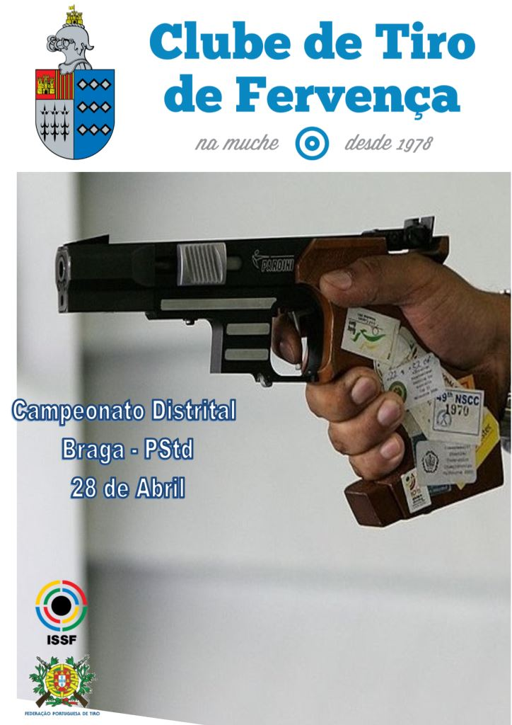 Campeonato Distrital de Braga PStd 2019