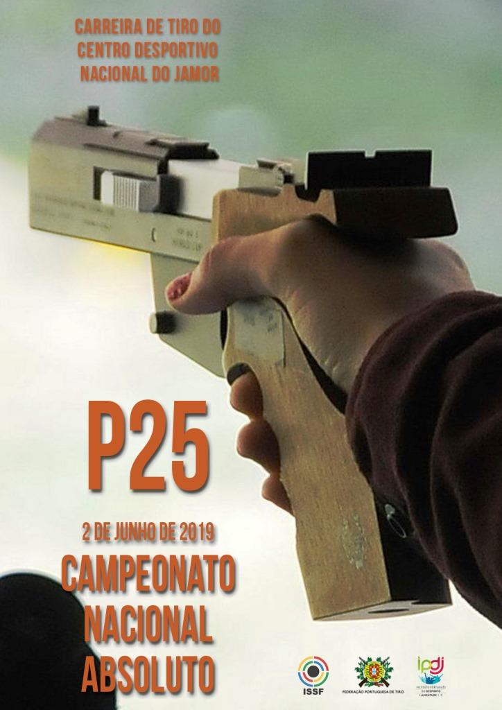 Campeonato Nacional P25 2019