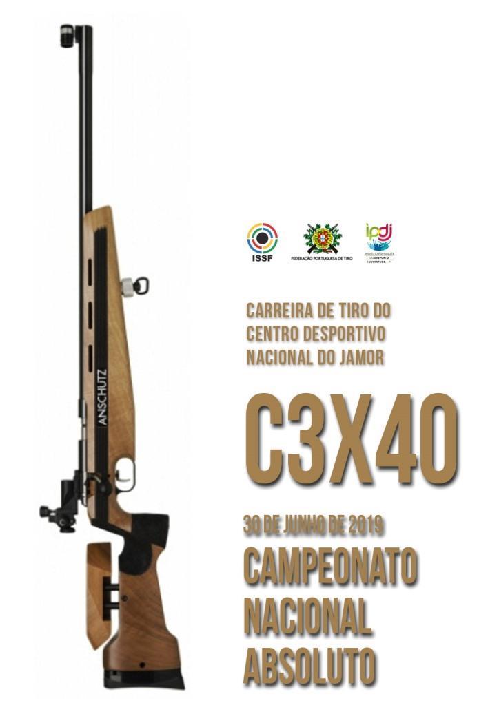 Campeonato Nacional C3x40 2019