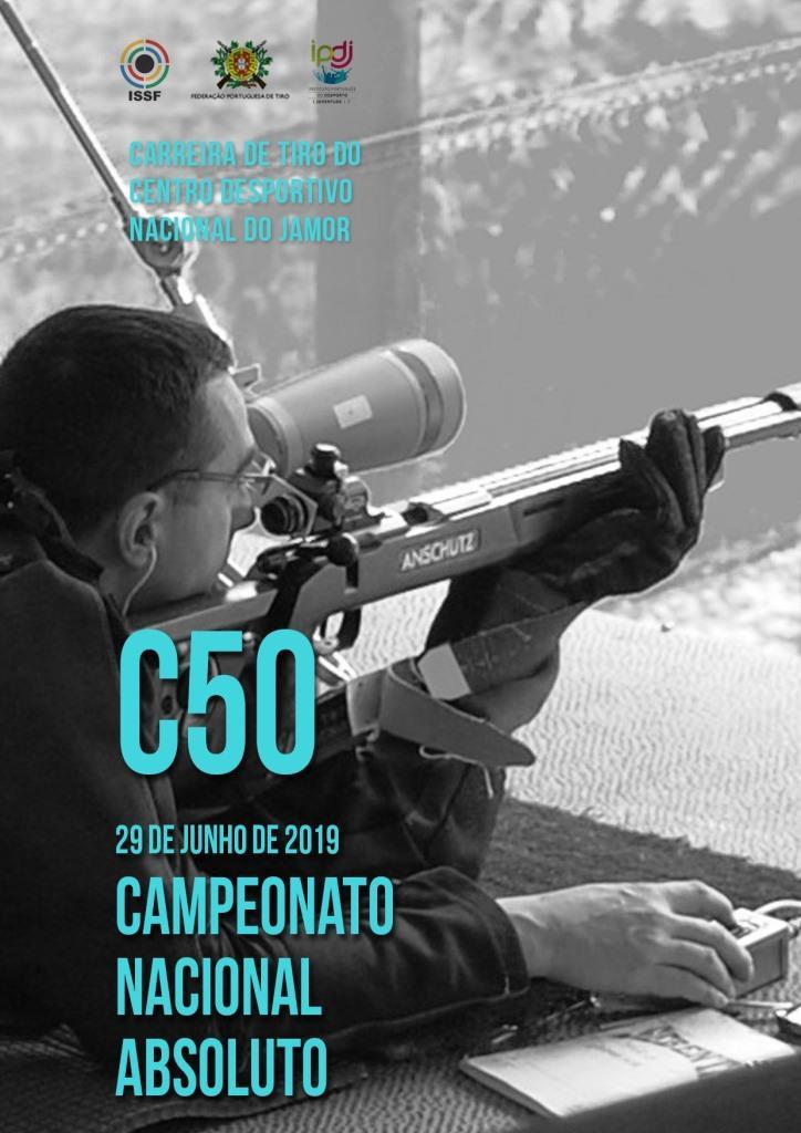 Campeonato Nacional C50 2019