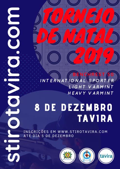 Torneio de Natal BR50 2019