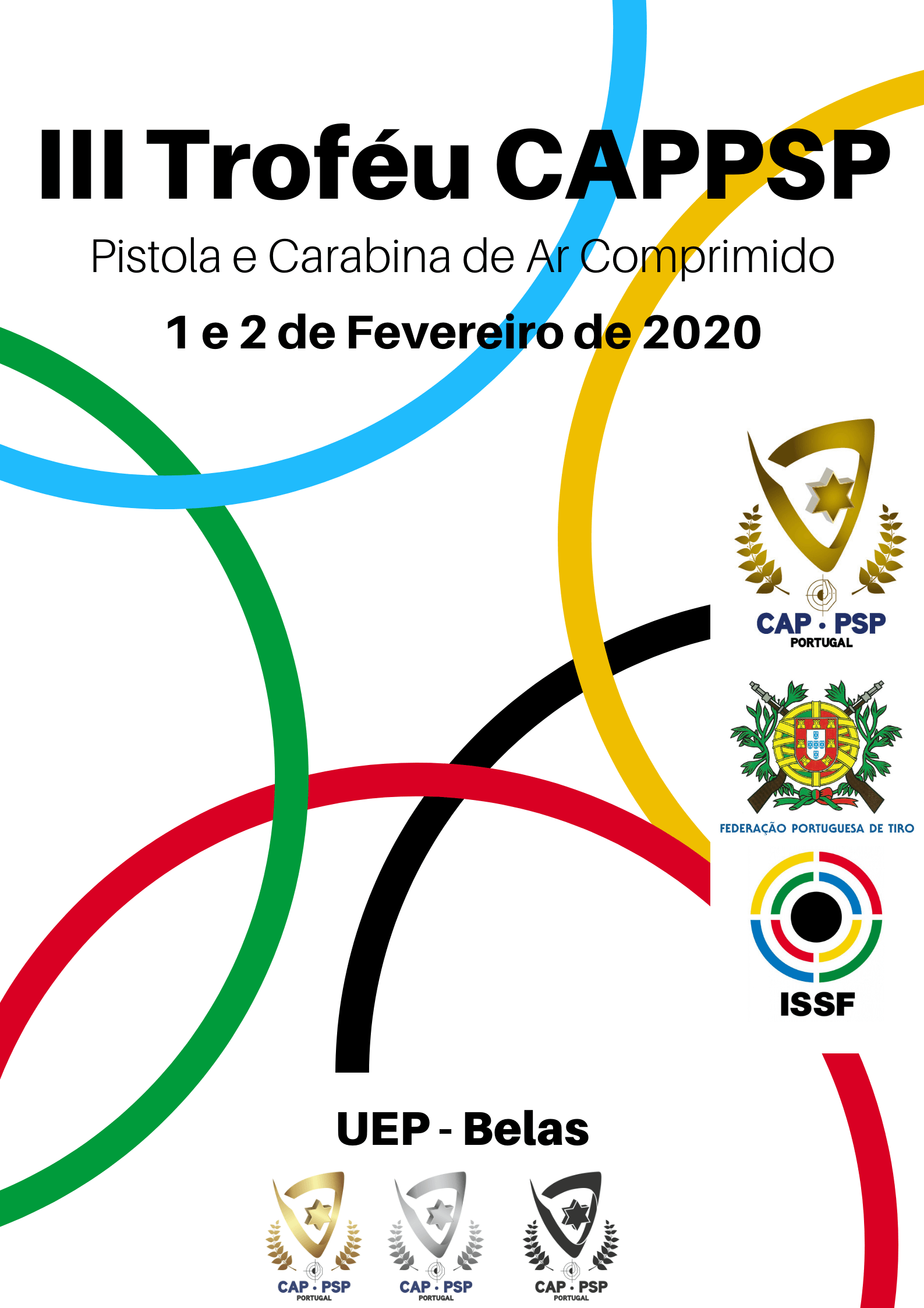 III Troféu CAPPSP 2020