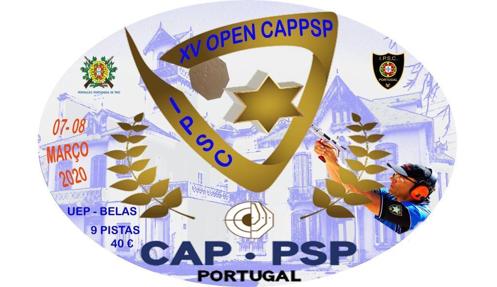 XV Open CAPPSP IPSC 2020