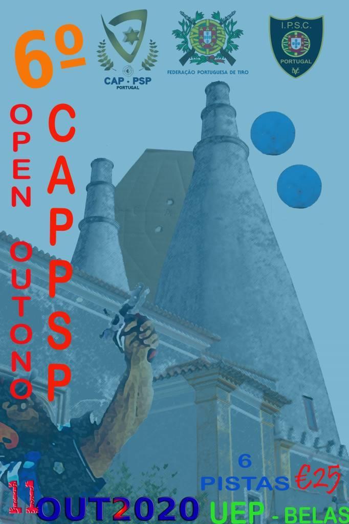 Open de Outono CAPPSP 2020