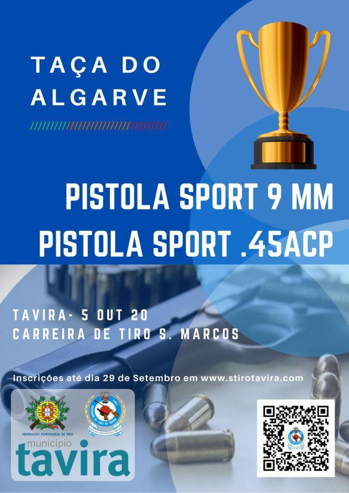 Taça do Algarve PSport 9MM – .45ACP 2020