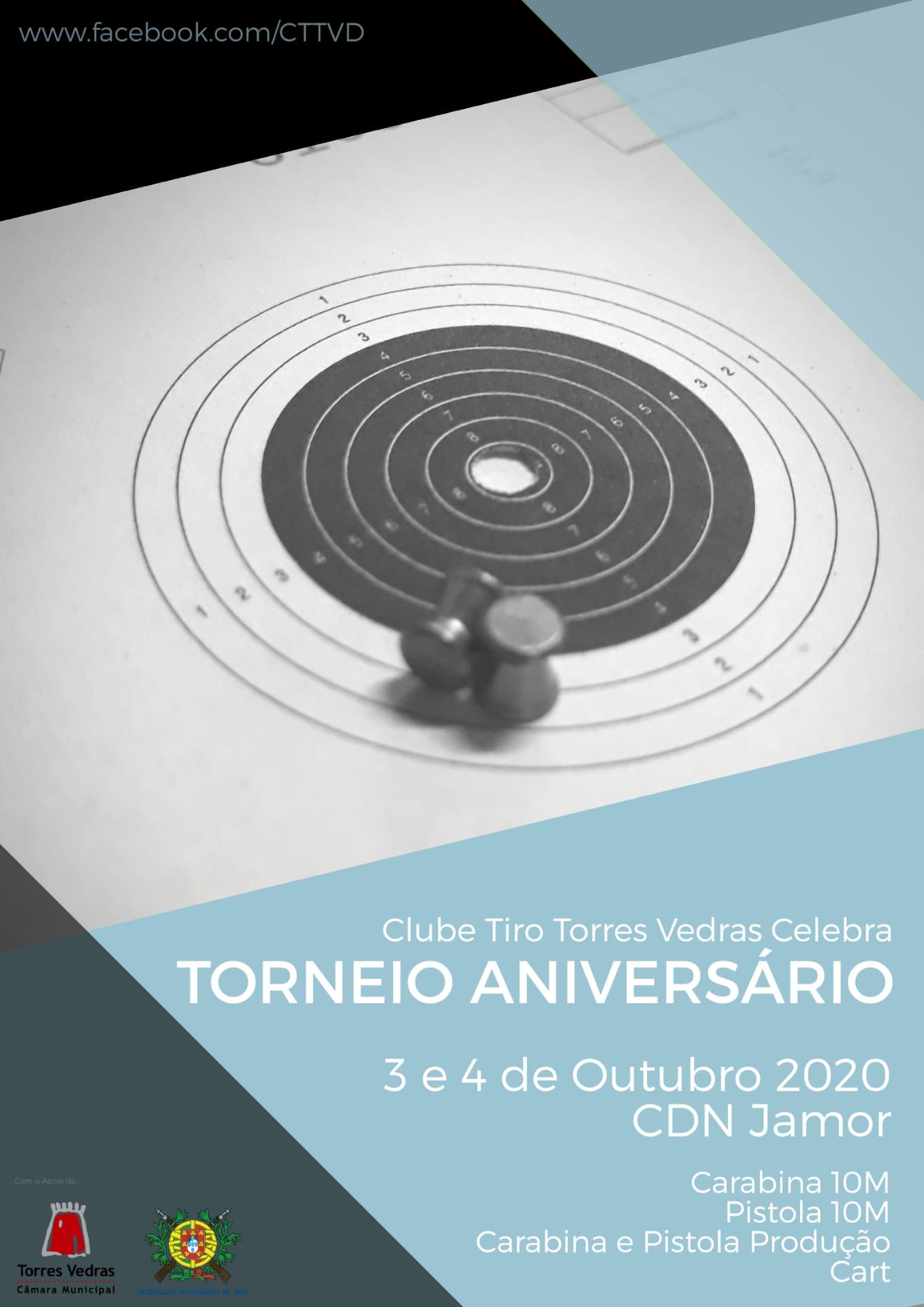 Torneio Aniversário CTTVD 2020