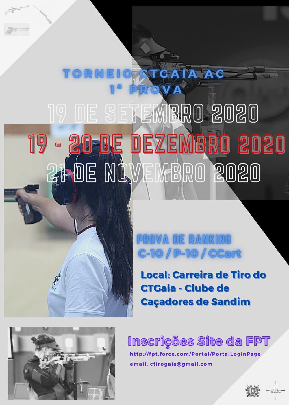 Torneio CTGaia AC 2020