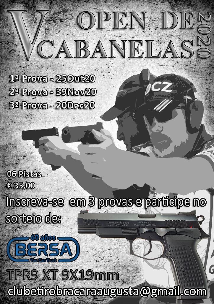 V Open de Cabanelas 2020