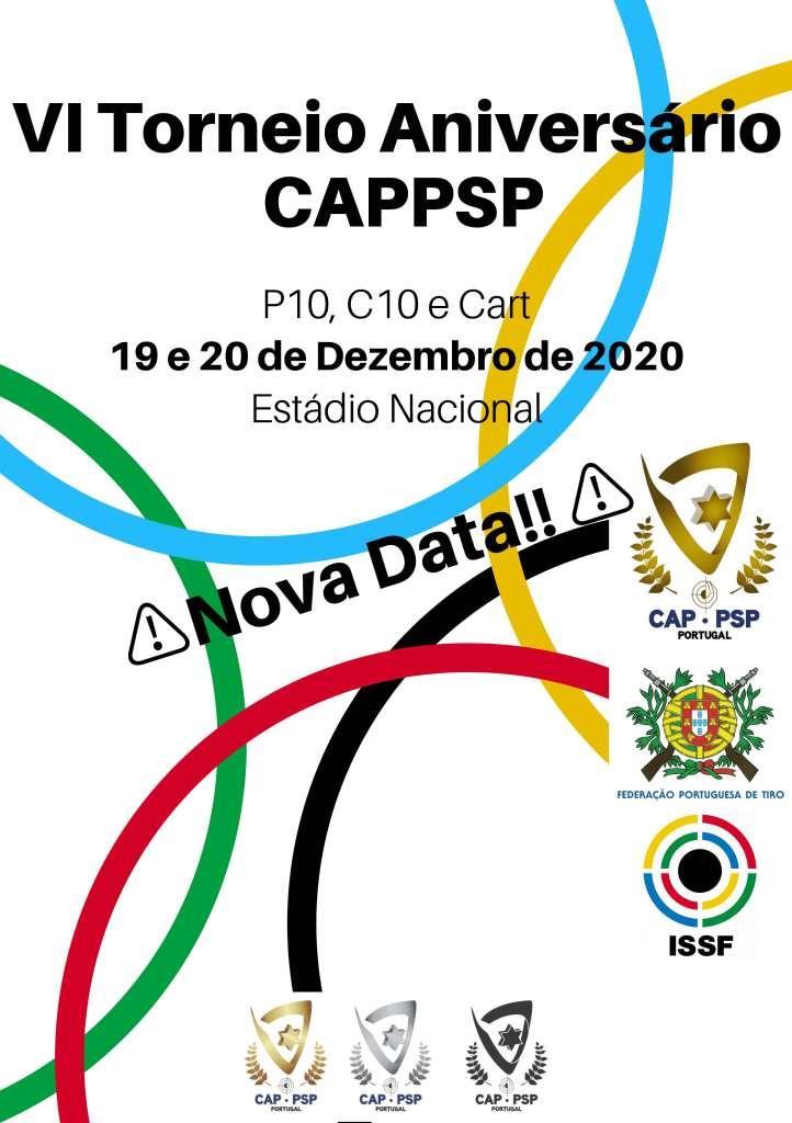 VI Torneio Aniversário CAPPSP 2020