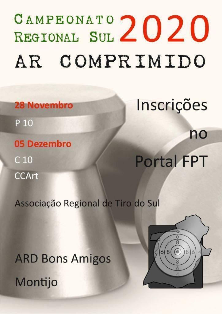 Campeonato Regional Sul AC 2020