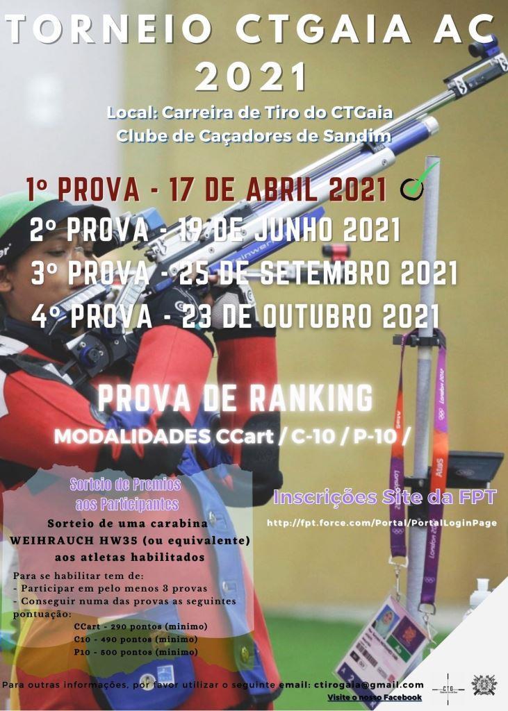 Torneio CTGaia AC 2021