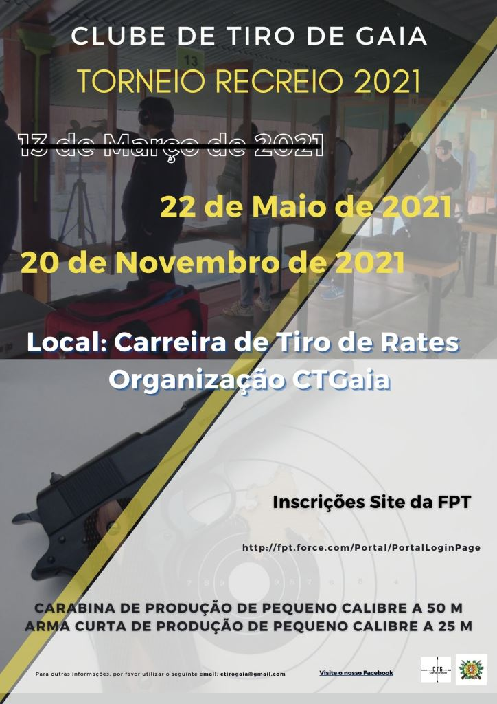 Torneio CTGaia Recreio 2021