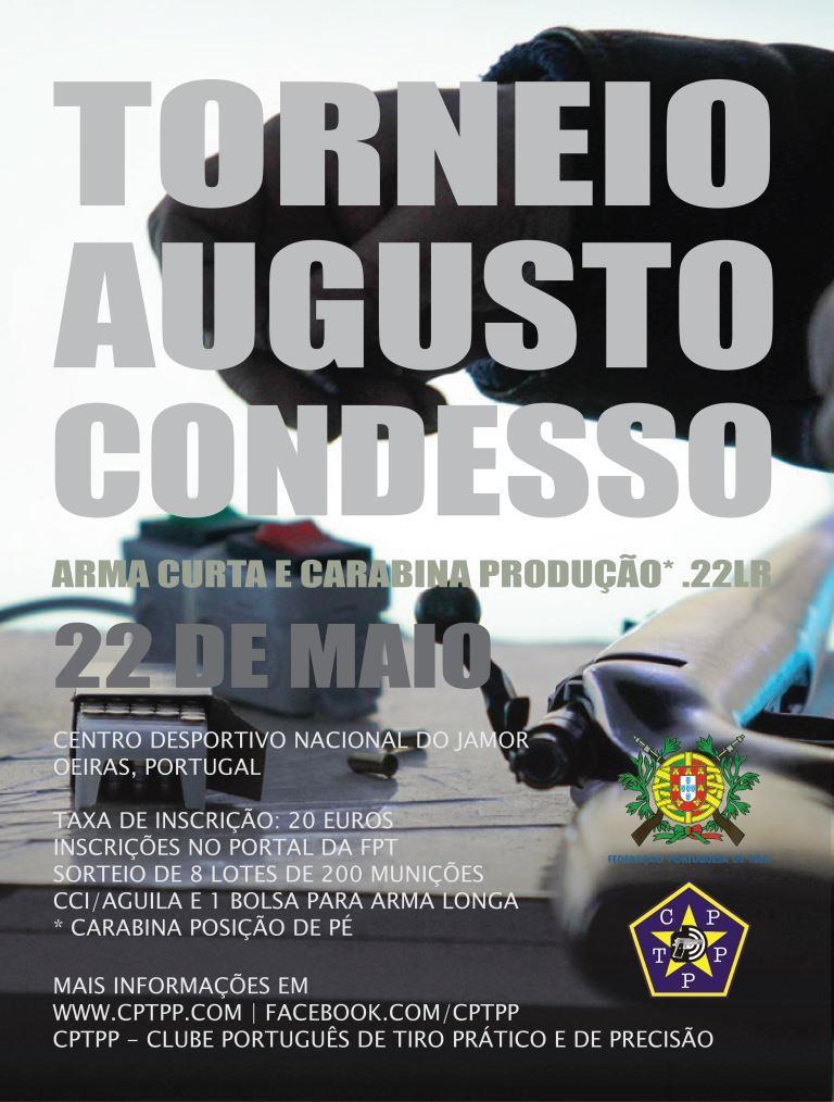 Torneio Augusto Condesso 2021